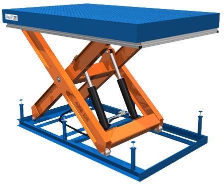 Продаётся перегрузочный подъёмный стол TTV 2 Edmolift
