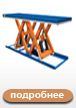Столы с одинарными ножницами