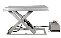 Подъемный стол из нержавеющей стали TL 1000SS