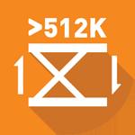 более 512000 циклов подъема