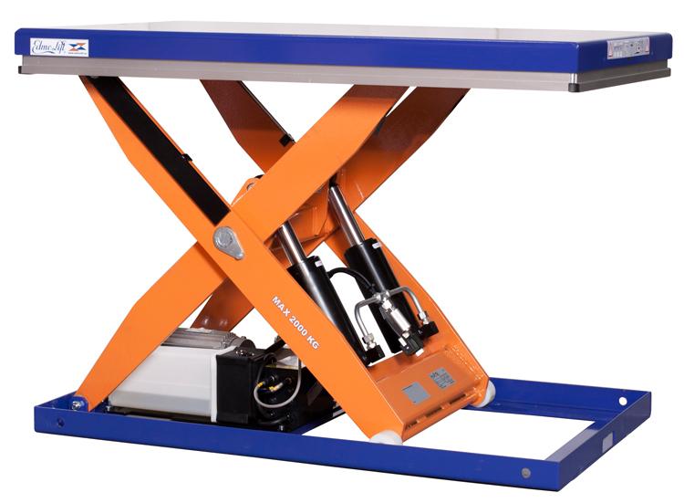 Стол с одинарными ножницами CL 2000