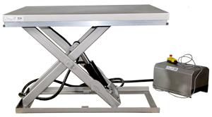 Стол TL 1000ss - нержавеющая сталь