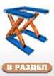 Edmolift подъемные гидравлические столы низкопрофильные