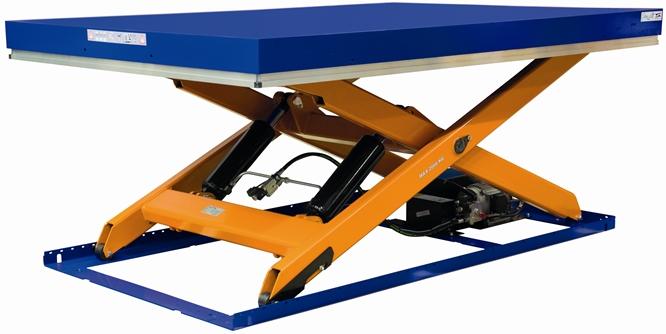ножничный стол TS 2001B