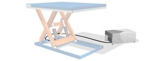 Выносная гидростанция в стальном кожухе