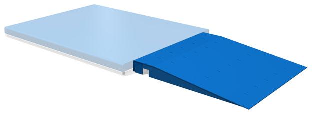 Погрузочная подставка - рампа