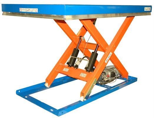 Стол с одинарными ножницами TM 1500B