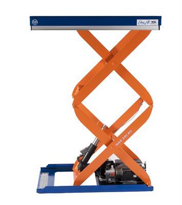 Подъемный стол с парой вертикальных ножниц CRD 200