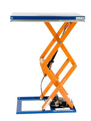 Подъемный гидравлический стол TLD 1000